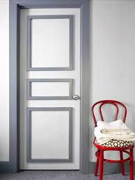bathroom door ideas bold bathroom door update hgtv