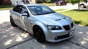my fully built and cammed pontiac g8 gt for sale or trade youtube