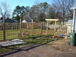 lattice garden fence panels u2014 jbeedesigns outdoor attractive