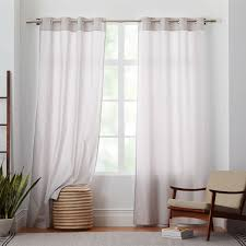 Cotton Canvas Curtains Captivating Cotton Canvas Curtains Decorating With Cotton Canvas