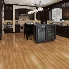 How To Install Trafficmaster Laminate Flooring Trafficmaster Allure Ultra 7 5 In X 47 6 In 2 Strip Clear Cherry