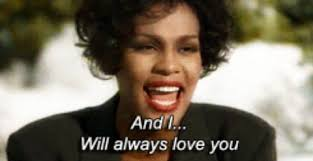 Whitney Houston Memes - i will always love you gifs get the best gif on giphy