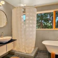 shower curtain ideas for small bathrooms how to change the décor of your bathroom with a simple diy shower