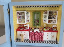 mary engelbreit dollhouse added hinges and acrylic from a