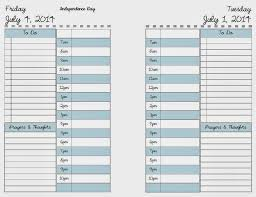 free printable daily planner pages 2014 yolieville july planner pages