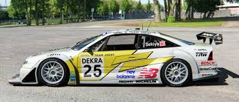 opel race car opel calibra itc 1996 racedepartment