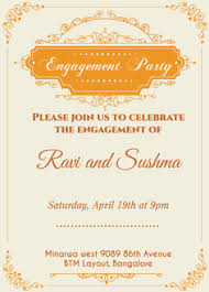 engagement invitation quotes indian engagement invitation wordings engagement invitation
