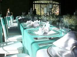 Tiffany Blue Wedding Centerpiece Ideas by 36 Best Breakfast At Tiffany U0027s Wedding Images On Pinterest
