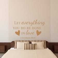 Bedroom Sayings Wall Best Bible Quote Wall Decal Products On Wanelo Bathroom Ideas