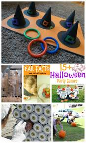 over 15 super fun halloween party game ideas for kids and teens