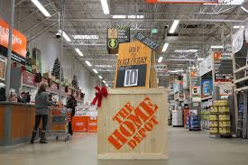 home depot and black friday the home depot what it takes to transform the store for black friday