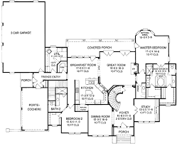floor plans for country homes country home plan with options 54010lk architectural