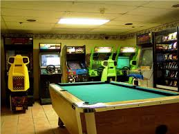 cool game rooms
