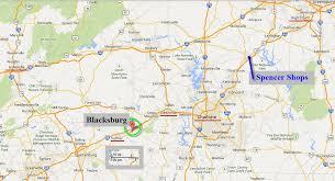 sc highway map blacksburg sc railfan guide