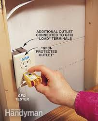 how to install gfci receptacle outlets u2014 the family handyman