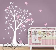 Tree Wall Decal For Nursery Nursery Wall Decals Baby Garden Tree Wall Decal For Boys And
