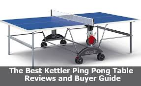 kettler heavy duty weatherproof indoor outdoor table tennis table cover the best kettler ping pong table reviews and buyer guide jpg