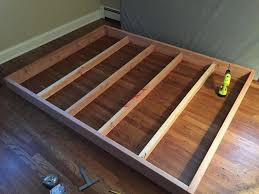 Wood To Build A Platform Bed by This Guy Made A Diy Floating Bed In 19 Simple Steps U2026 Wait Till You