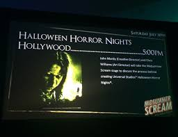 when was the first halloween horror nights midsummer scream kicks off halloween season with a bang part one