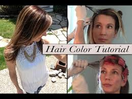 high lighted hair with gray roots how to color hair at home grey root coverage foil highlights