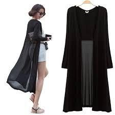 womens black cardigan sweater maxi cardigan feminino 2017 ankle length sweater coat cardigan