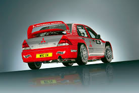 mitsubishi evo rally car mitsubishi lancer evolution wrc04 nasioc