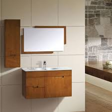 Ikea Wooden Vanity Small Bathroom Storage Ideas Ikea Brown Laminated Wooden Classic