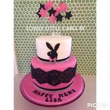 playboy bunny cake cakes n cupcakes pinterest cake 30th
