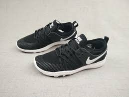 Exquisite Nike Free Tr 7 Black White 904651 001 Unisex Shoes