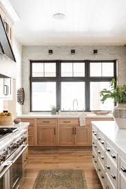 wood kitchen cabinets for 2020 not your s wood kitchen studio mcgee