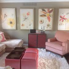 Pink Living Room Furniture Home Interior Warehouse Walled Lake And Plymouth Furniture Stores