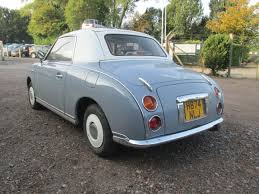 nissan figaro interior nissan figaro 1991 south western vehicle auctions ltd