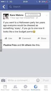 true halloween facebook status jokes memes u0026 pictures