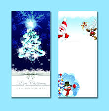 christmas greeting card with bow psd material fashion psd file