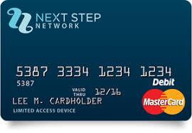 prepaid mastercard new next step reloadable prepaid mastercard program helps curb