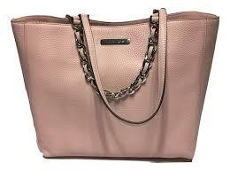 light pink michael kors handbag amazon com michael kors harper large ew leather tote blossom shoes