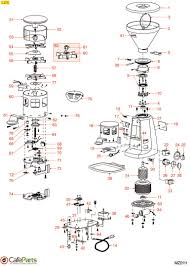 Superstore Coffee Grinder Mazzer Grinder Assembly Lux Cafeparts Com