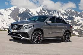 crossover mercedes mercedes amg gle63 s coupe is the best crossover on the market