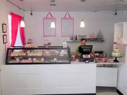 inside cupcake shop at a sweet design jpg bakery pinterest