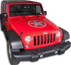 jeep wrangler graphics 2007 2015 jeep wrangler army vinyl graphic stripe package