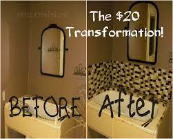 kitchen wall mirror design ideas for bathroom decoration plus how