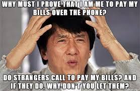 Identity Theft Meme - let people pay my bills pg e meme on imgur