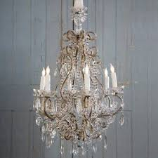 Shabby Chic Candle Sconces Shabby Chic Candle Chandelier Foter