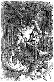 Long Halloween Poems Jabberwocky Wikipedia