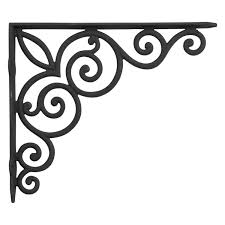 iron shelf bracket iron shelf brackets shelf