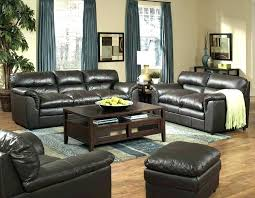 Simmons Reclining Sofa Simmons Leather Sofa And Loveseat Blackjack Cocoa Reclining Sofa