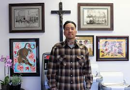 lifelong merrick resident opens tattoo parlor herald community