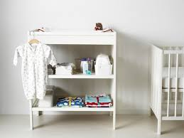 Ikea Changing Table Hack How To Transform A Baby Changing Table Into A Bookcase Curbly