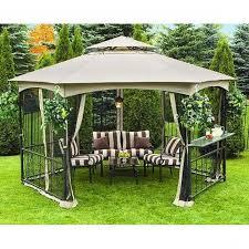 Replacement Pergola Canopy by Walmart Gazebo Replacement Gazebo Canopy Garden Winds Canada