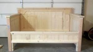 diy wooden daybed with trundle google search pallet addiction